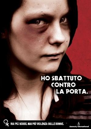 la violenza sulle donne