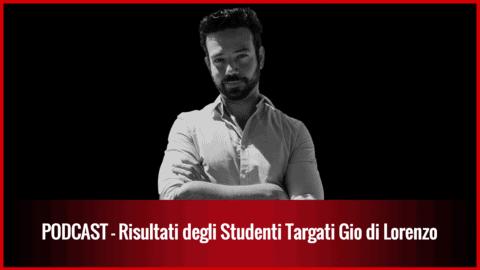 014 – Risultati degli Studenti Targati Gio di Lorenzo